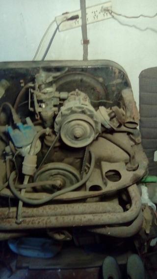 Volkswagen Furgon Motor Combi Completo