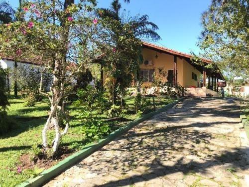 Chácara Em Itanhaém 5 Dorm Com Escritura 5721