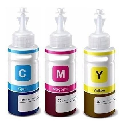 Botella Tinta Epson L200 L210 L1 L355 Precio 3 Colores A-a-r
