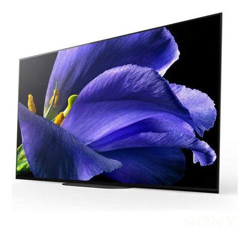 "Tv 65"" Oled Sony 4k - Ultra Hd Smart - Xbr-65a9g"