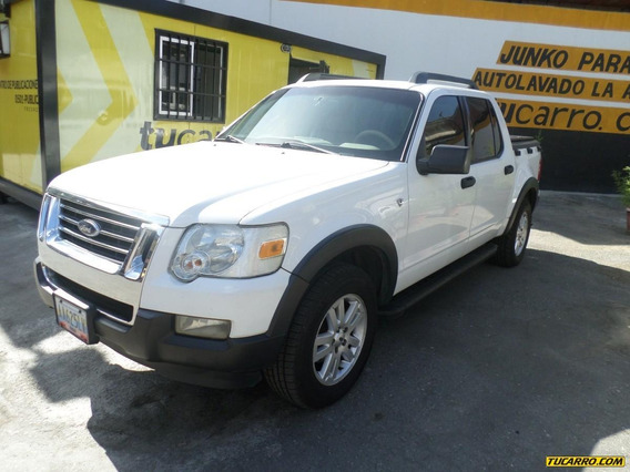 Ford Explorer Sportrack