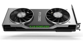 Nvidia Rtx 2080 8gb Gddr6 Founders Edition