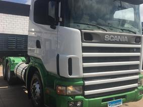 Scania 124 R400 6x2 Trucado 2005= R 400 420 05 380 114 113