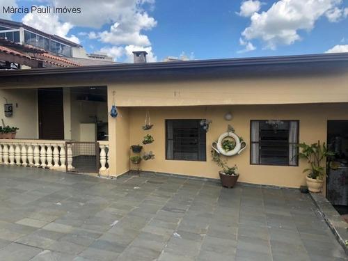 Imagem 1 de 17 de Ótima Casa A Venda Em Campinas, Vila Formosa. - Ca04023 - 69384727