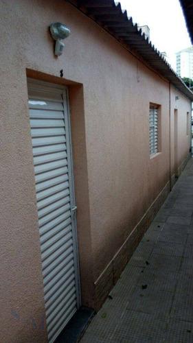 Imagem 1 de 13 de Casa Com 1 Dormitório Para Alugar, 20 M² Por R$ 950,00/mês - Osvaldo Cruz - São Caetano Do Sul/sp - Ca0998
