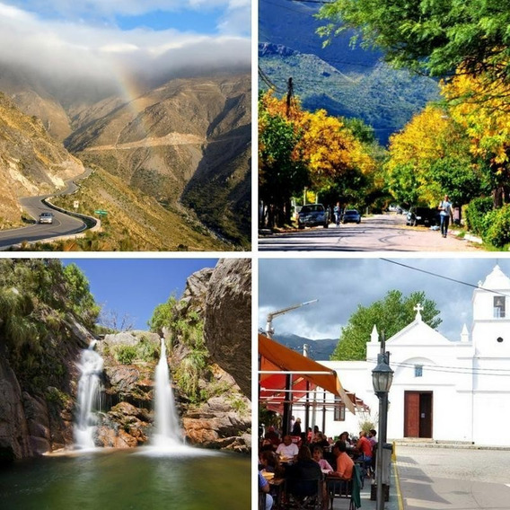 Merlo Barranca Colorada Bellisimo Lugar Residencial