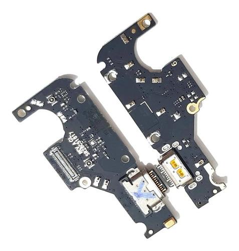 Flex Placa Pin De Carga Original Motorola Moto One Hyper