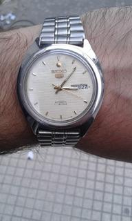 Unico!!! Reloj Seiko Automático Exc. Estado Y Funcionamiento