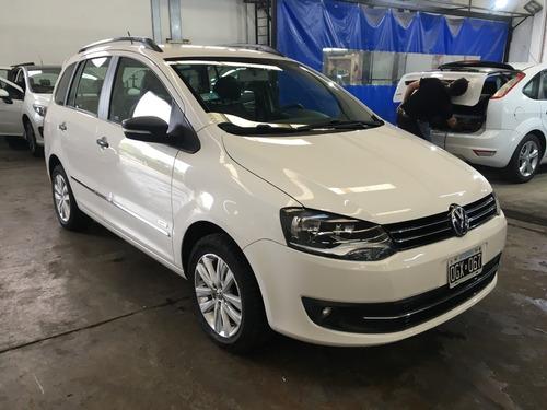Imagen 1 de 10 de Volkswagen Suran 1.6 Edición Limited 2014