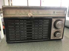 Radio National 4210-w Para Retirar Peças
