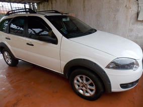 Fiat Palio Weekend Trancking 2010 - Excelente Estado