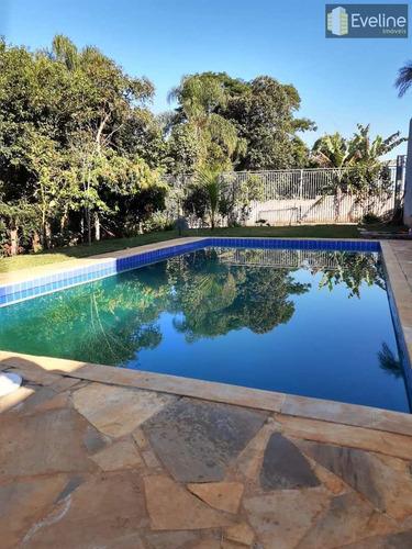 Chácara Com 3 Dorms, Jardim Santos Dumont I, Mogi Das Cruzes - R$ 1.2 Mi, Cod: 1807 - V1807