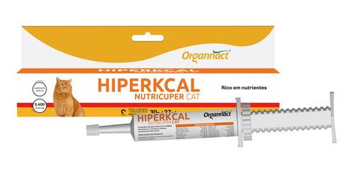 Suplemento Mineral Gatos Hiperkcal Nutricuper Organnact 30g