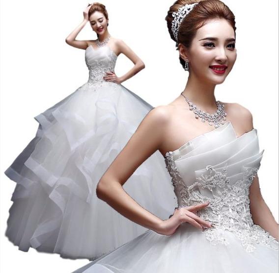 Vestido De Novia 2016 Todos Los Talles (directo China)qp1029