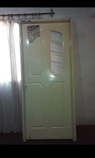 Puerta De Chapa Simple
