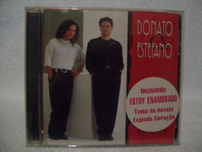 Cd Original Donato & Estefano- Mar Adentro