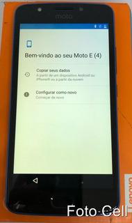 Motorola Moto E4 Xt1763 - Dual, 16gb 4g - Mancha No Display