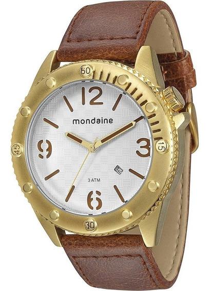 Relógio Mondaine Masculino- Promo 50% Off -mod 76411gpmgdh2