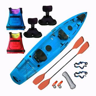Kayak Rocker Mirage 2 A 3 Pers. C2 Free Terra Envio Gratis