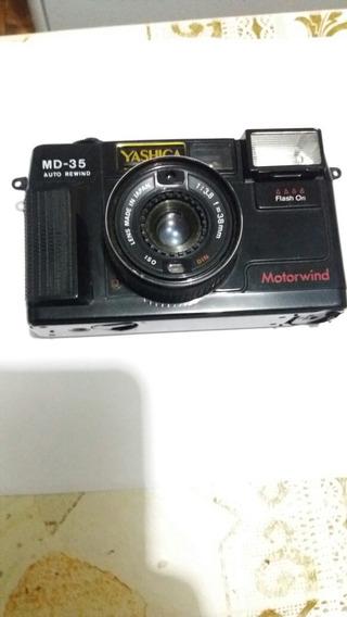 Câmera Yashica Md 35