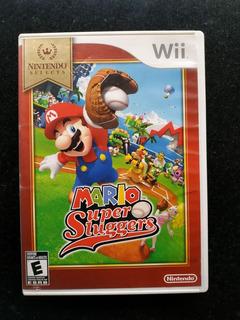 Mario Super Slugers Juego Original, Nintendo Wii