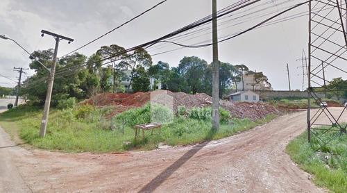 Imagem 1 de 5 de Terreno Zr-2 1.012m² No Barreirinha, Curitiba - Te0129
