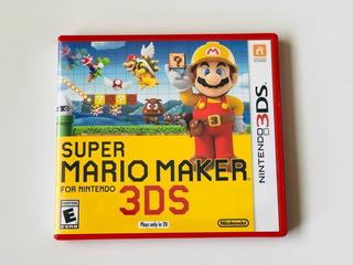 Supe Mario Maker - Nintendo 3ds
