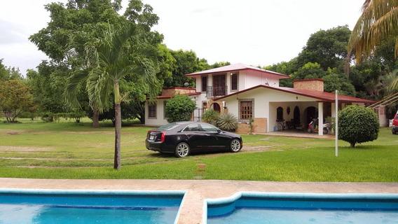 Finca En Plan De Ayala Sur, Tuxtla Gutiérrez, Chiapas.