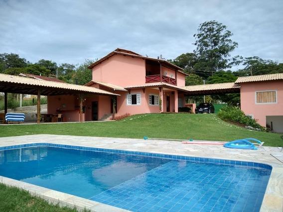 Casa Com 4 Dormitórios À Venda, 395 M² Por R$ 795.000 - Itapark - Vargem Grande Paulista/sp - Ca0855