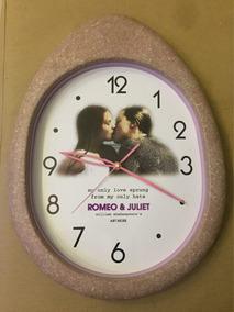 Relógio De Parede Romeu E Julieta - Leonardo Di Caprio
