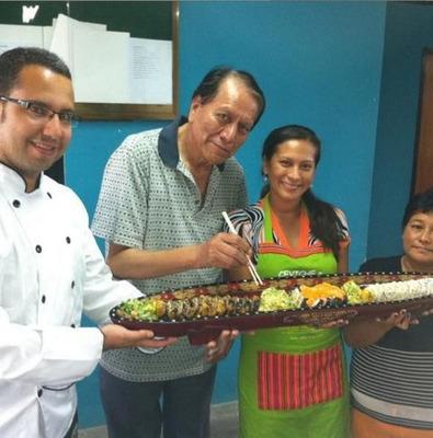 Curso De Sushi A Domicilio Y Personalizado
