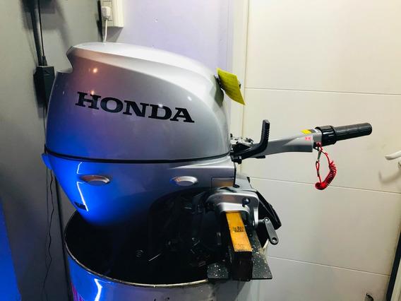 Motor Fuera De Borda Honda Bf10 Dk2 Lhd Pata Larga