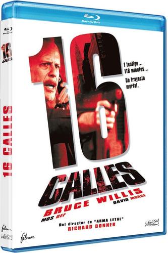 Imagen 1 de 2 de Blu-ray 16 Blocks / 16 Calles