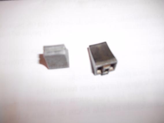 Knobs Cygnus Preto/prata Modelo Ge 1800 Geq 1012