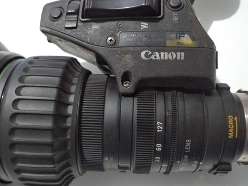 Objetiva Canon Zoom Lens Dc-12v Para Filmadora
