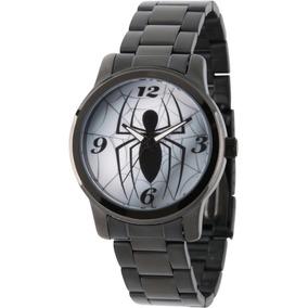 Reloj Marvel Para Hombre Wma000208 Tablero De Spider Man,