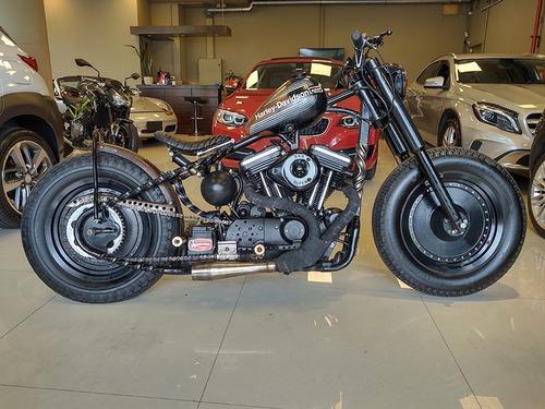 Harley Davidson Sportster 1200 1995 Custom Abasto Motors