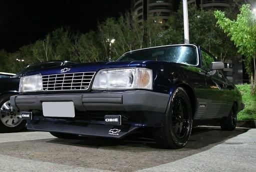 Chevrolet Opala Coupé 88 - 4.1/s
