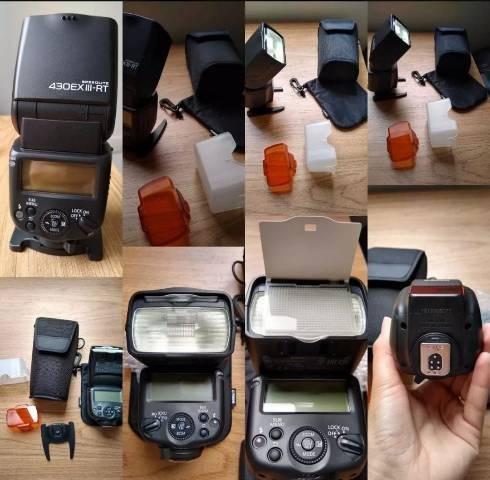 Flash Canon Novo