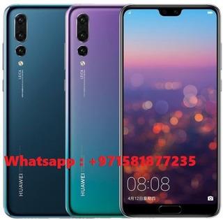 Huawei P20 Pro 128gb 6gb Ram Desbloqueado Celular