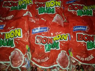 Chupetas Bon Bon Bum