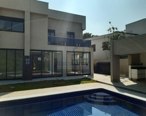 Ref: 4303 Belíssima Casa No Alphaville 2 - 4303