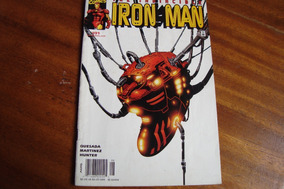 Comic Marvel 2000 / Iron Man 31 / The Sons Of Yinsen
