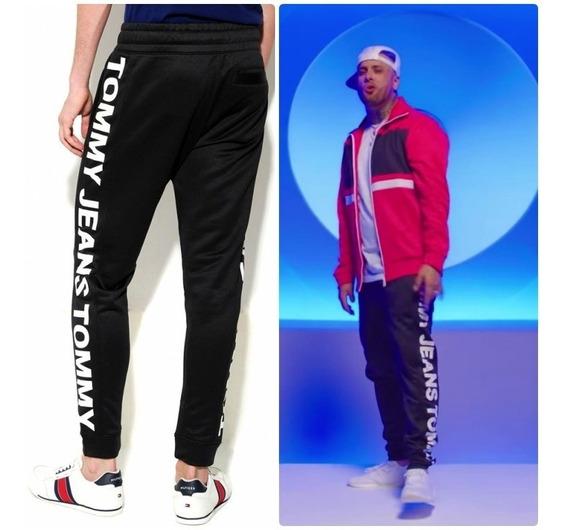 Pantalón Hombre Tommy Jeans, Modelo Nicky Jam, Importado