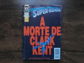 Super-homem-a Morte De Clark Kent-260 Págs. Único Disponível