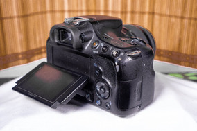 Sony A58 + Lente 18-55 F3.5-5.6 + 3 Baterias + Caixa