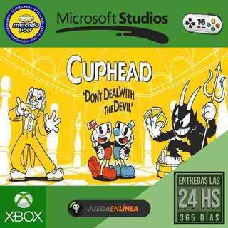 Cuphead Xbox One Modo Local