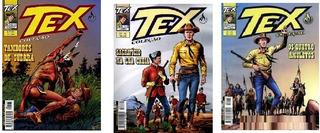 Revista Tex Kit 052 Com 03 Unidades