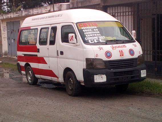 Urvan 2004