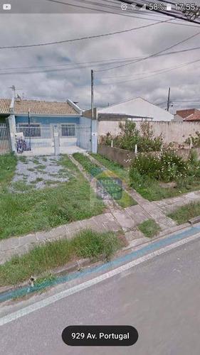 Casa Com 2 Dormitórios À Venda, 66 M² Por R$ 220.000,00 - Gralha Azul - Fazenda Rio Grande/pr - Ca0398